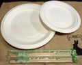 紙皿&割り箸セット