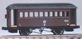 日車型客車(セミオープンデッキ)ペーパーキット
