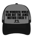THE WONDERFUL WORLD KICK OUT CAP