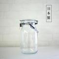 取手付きガラス瓶(2ℓ)