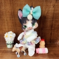 【Ice Cream トップ / KIWI COCORIANG】+doll of chiffonier+