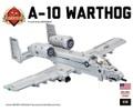 アメリカ軍A-10攻撃機【限定版】