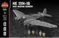 ドイツ軍 WW2 ハインケル HE111H-16