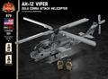 AH-1Z Viper-Zulu Cobra 攻撃ヘリコプター