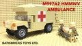 M997A2 ハンヴィー野戦救急車