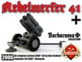ドイツ軍 Nebelwerfer41 【バルバロッサエディション】