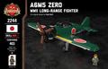 日本軍A6M5 零戦