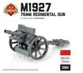 M1927 76mm 連隊砲
