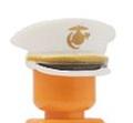 海兵隊オフィサーキャップ