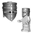 十字軍ヘルメットBW