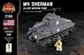 アメリカ軍 M4 Sherman-Allied Medium Tank