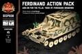 ドイツ軍 PanzerJager Tiger [P]フェルディナント用アクション・パック