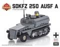 ドイツ軍 SDKFZ 250Ausf A