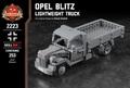 OPEL BLITZ ライトウェイトトラック