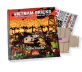 Vietnam Bricks: Models from the War in SE Asia-Building instruction book