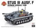 ドイツ軍StuG III Ausf F