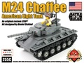 M24チャーフィー軽戦車  Battle of the Bulge