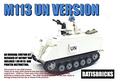 国連軍 UN M113装甲車 限定版