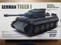 WWII ドイツ軍 Tigre I 重戦車