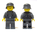 ドイツ国防兵WOHG:ダークブルーグレイ