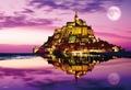 【4-32】A2Round 黄金の湖面に映る城