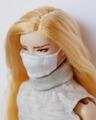 [からすねこ] 27ヘッド用マスク