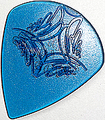 SCALE CHIP ジャズ型Lサイズ R015-3 taper shape (ピーシーリム・クリアLPB)