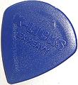 ジャズ型 ROUND-J 片面ロゴ(ポリカーボネイト・青)