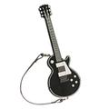 ギター型USBメモリ 4GB 【LP type ブラック】