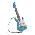 最終在庫 ギター型USBメモリ 4GB 【ST type ブルー】