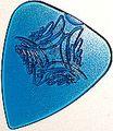 12枚を1セットで1000円!SCALE CHIP ティアドロップ R015-3 taper shape (ピーシーリム・クリアLPB)