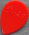 レインドロップ SL-25 (ジュラコン・赤)*テスト販売