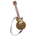 最終在庫 ギター型USBメモリ 4GB 【LP type ゴールド】ケース難あり