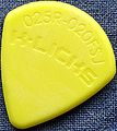 ジャズ型 020FSJ(ジュラコン・黄)