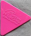 ベース用トライアングル Nylon Vintage L-TR(6ナイロン・ピンク)