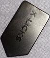 ホームベース型 HB-LONG TYPE(ジュラコン・黒)