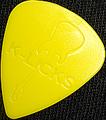 Guitar Sculpture L・ストラト(ジュラコン・黄)