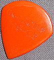ジャズ型 HARD SHAPE-J/MAT TYPE(ポリカーボネイト・オレンジ)