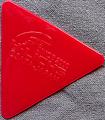 ベース用トライアングル Nylon Vintage L-TR(6ナイロン・赤)