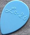 レインドロップ LC-26 (ジュラコン・水色)