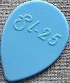 レインドロップ SL-25 (ジュラコン・水色)