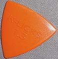 スモール・トライアングル STR-HARD SHAPE(ポリカーボネイト・オレンジ)