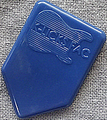 ホームベース型 HB-MOON SHAPE(6ナイロン・青)*テスト販売