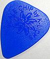 SCALE CHIP ティアドロップ TD-R030FU (6ナイロン・青マット)