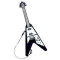 最終在庫 ギター型USBメモリ 4GB 【FV type】