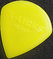 ジャズ型 ROUND-J/HEAVY(ジュラコン・黄)