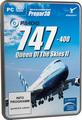 PMDG 747-400 V3 Queen of the Skies II (P3D V4)