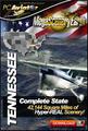 DVD-R MegaSceneryEarth 2.0 Tennessee(FSX)