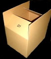 【法人・店舗向商品】引越用シングルダンボール(中)140サイズ ばら売り