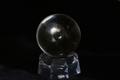 【40%オフ!】超激レア!最高品質ガネーシュヒマール水晶丸玉4【最高品質・透明・光沢・超激レア】